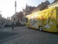 Ilustracija za avtobus mestne knjižnice Maribor